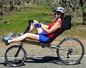 recumbent+Saddle